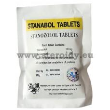 Stanabol British Dragon
