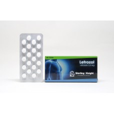 Letrozol 2,5mg/tab STERLING KNIGHT