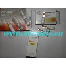 Pokročilý - MY CLEAN CUT PACK (Primobolan + Clenbuterol + Winstrol)