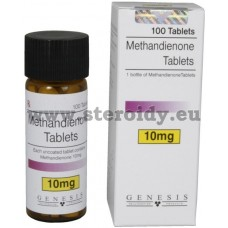 Methandienone tablets Genesis