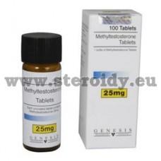 Methyltestosterone GENESIS  25 mg/tab. (100 tab.)