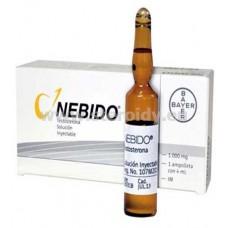 Nebido Testosterone Undecanoate Bayer